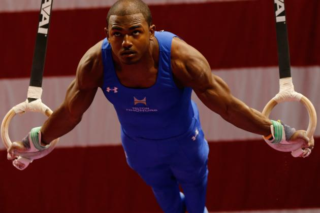 John Orozco Added to U.S. Gymnastics Team for World Championships
