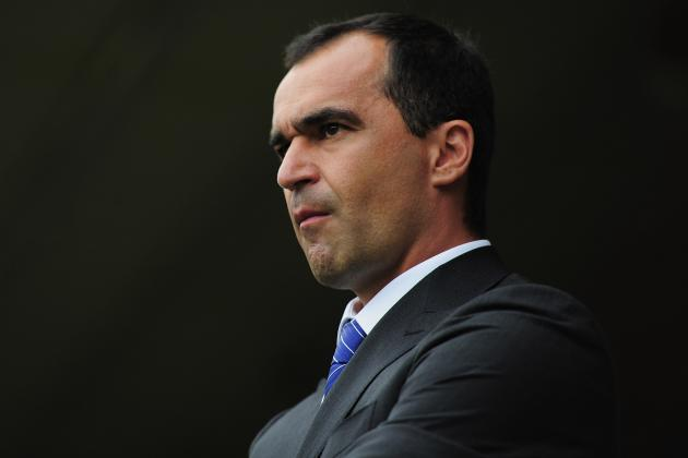 Roberto Martinez Still Defiant on Marouane Fellaini and Leighton Baines Transfer