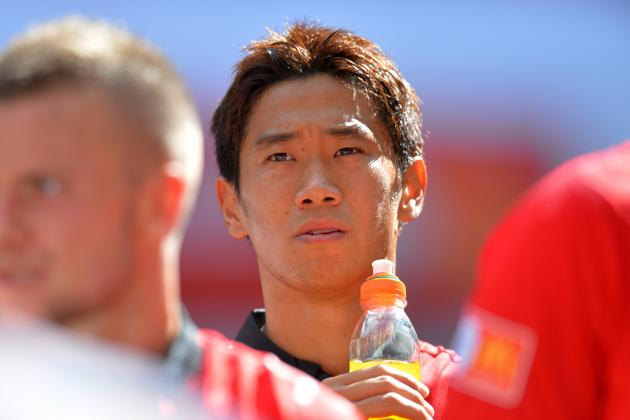 Shinji Kagawa: Where the Japanese Star Fits in for Moyes at Manchester United