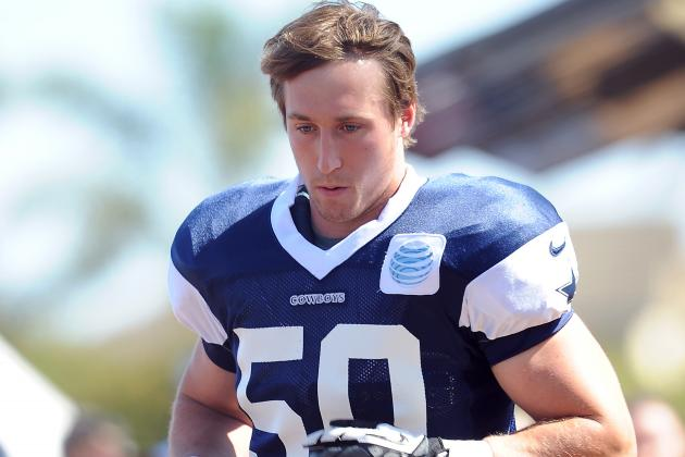 "Sean Lee Feels New Contract Is ""extremely Fair"" Regarding His Injury History"