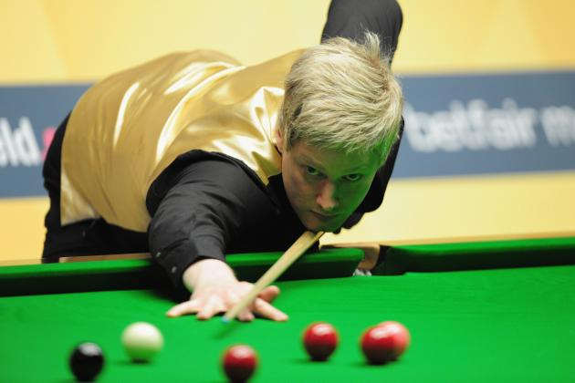 European Tour 4: Full Round 1 Schedule, Matches to Watch in Paul Hunter Classic