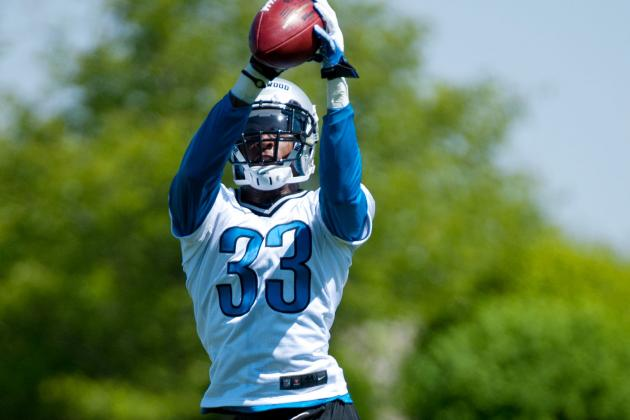 After Missing Rookie Season, Detroit Lions' Chris Greenwood Happy