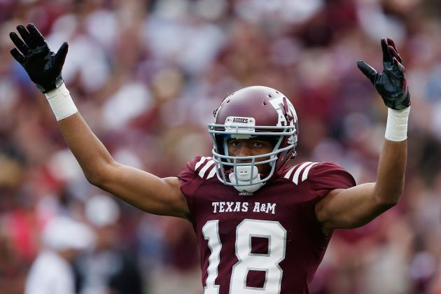 Rice vs. Texas A&M: TV Info, Spread, Injury Updates, Game Time and More