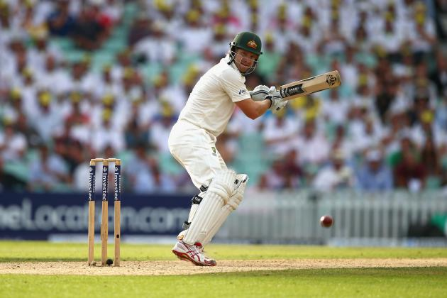 The Ashes 2013: Key Players to Watch If Rain Affects Fifth Test