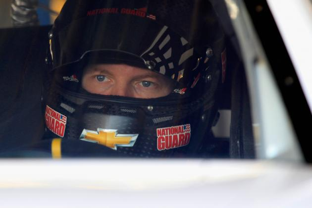 Winless, Dale Jr. Worries About Missing the Chase