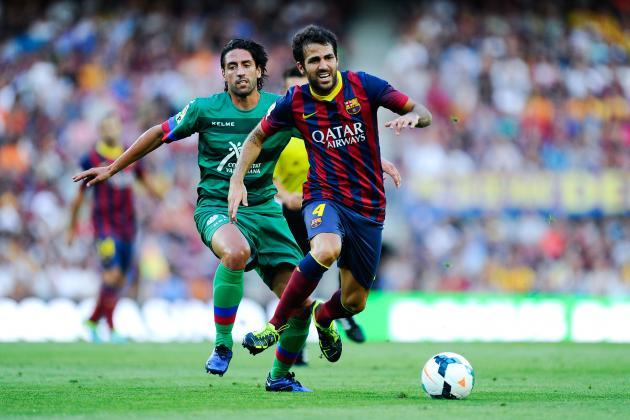 Barcelona Transfer Rumours: Fabregas Saga Revitalised Midfielder's Motivation