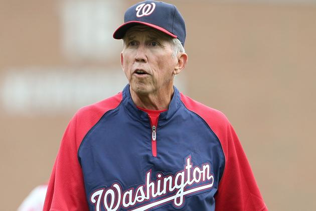 Nats Manager Said WHAT?