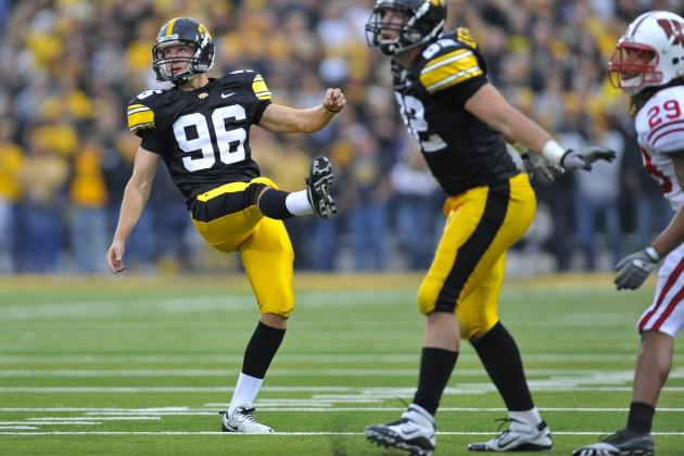 Ex-Hawkeye Kaeding 'Expects Big Things' from Meyer