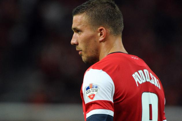 Has Lukas Podolski Been a Hit or a Miss at Arsenal?