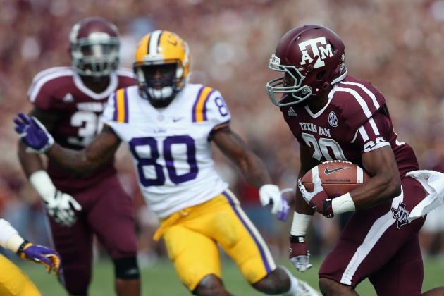 LSU vs. Texas A&M on Thanksgiving in 2014 a Bad Idea for SEC