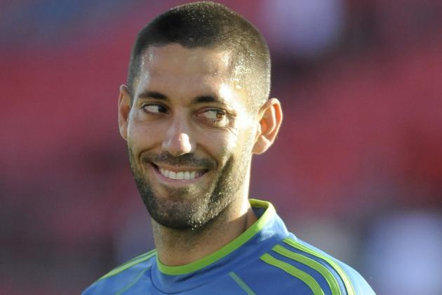 Dempsey Expects Epic Sounders Home Debut