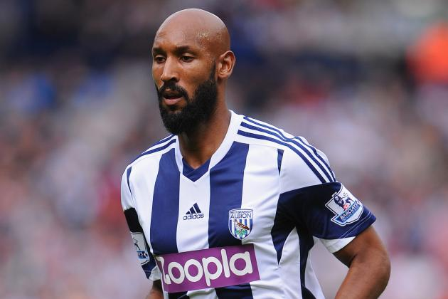 Nicolas Anelka Released from Duty by West Brom on Compassionate Grounds