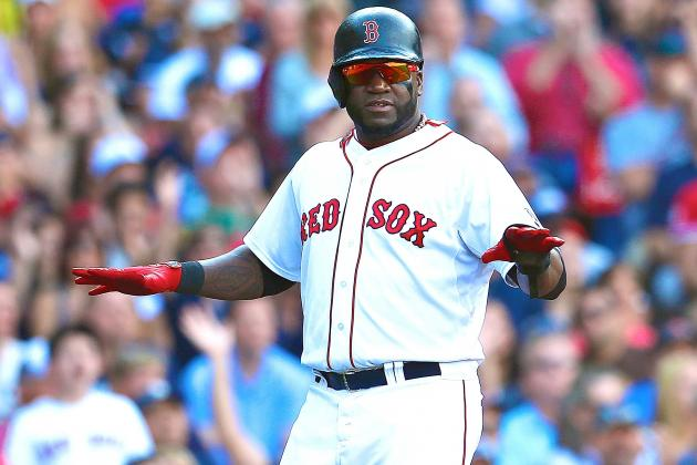 David Ortiz Disagrees with Ryan Dempster Hitting Alex Rodriguez with Pitch