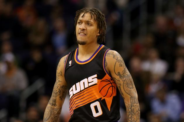 Suns Refuse to Address Michael Beasley Saga