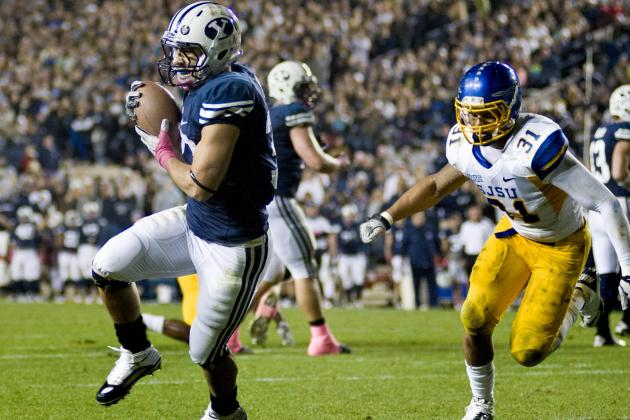 BYU, SJSU Agree to Home-and-Home Series