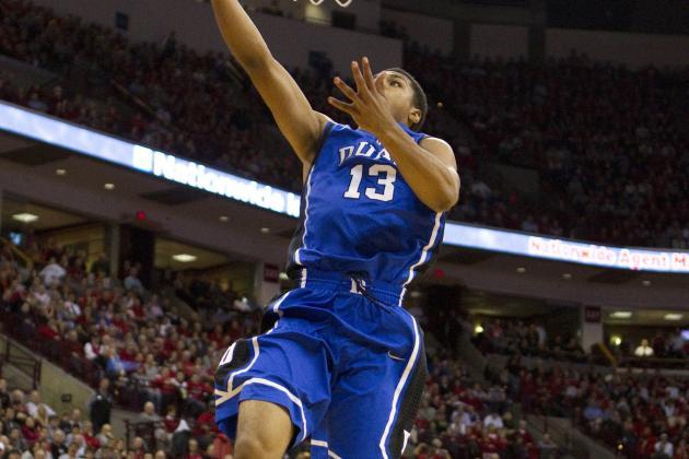 Meet Syracuse's Backup Point Guard: A Small Forward from Duke