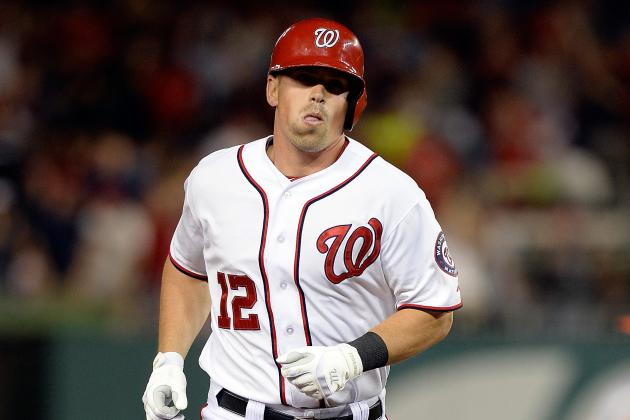 Nationals Ready to Give Younger Players a Look