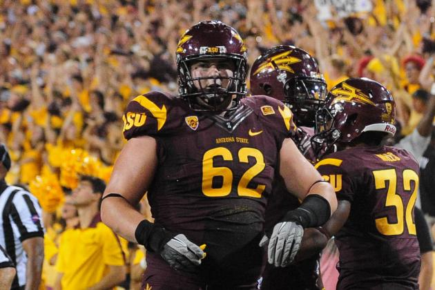 Why the Offensive Line Will Be the Key to Arizona State's Offensive Success