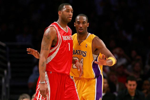 Tracy McGrady Says Kobe Bryant Easily Toughest Player He Ever Faced