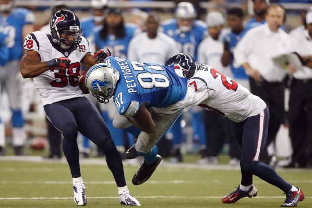 Fantasy Football:  Why Brandon Pettigrew Will Regress in 2013