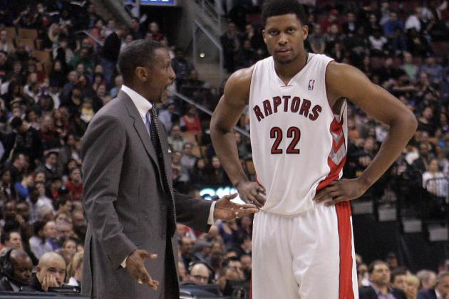 Dwane Casey Talks Contract, Gay, DeRozan, Ross