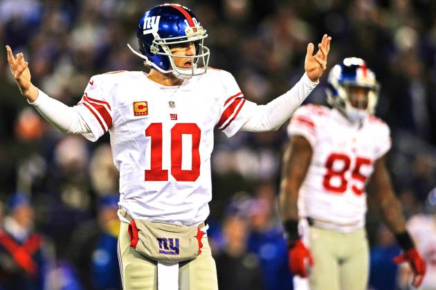 Why 2013 Is a Pivotal Season for Eli Manning
