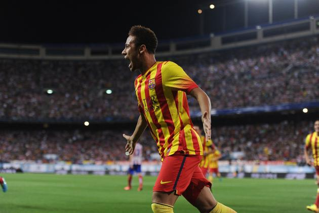 Neymar's Timely Contribution vs. Atletico Madrid Is a Sign of Things to Come