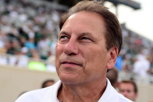 Izzo Is MSU 'Secret Weapon' in Football Recruiting