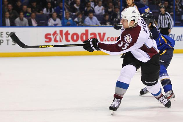 From the Monsters Desk: Avs Roster Spots in Play