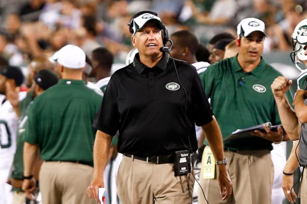 What Would a Geno Smith-Led Jets Team Mean for Coach Rex Ryan?