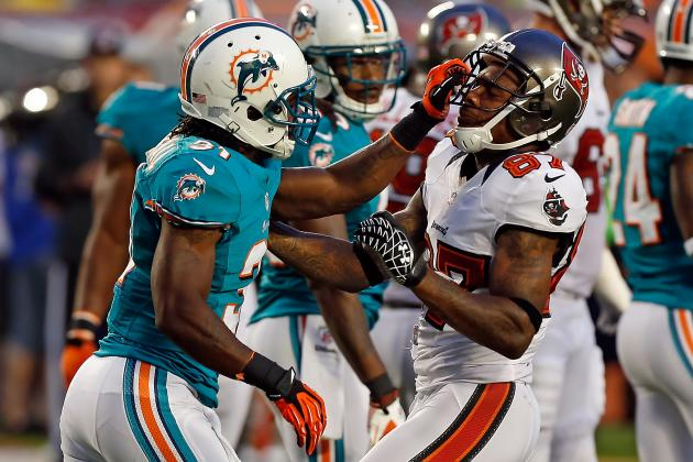 Buccaneers vs. Dolphins: TV Info, Spread, Injury Updates, Game Time and More