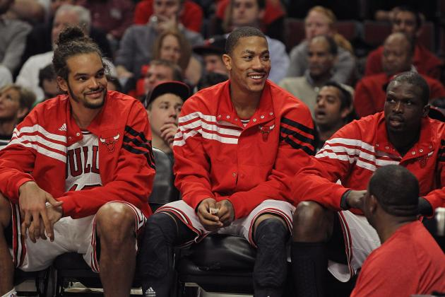 The Biggest Thing Derrick Rose's Return Will Do for Each Chicago Bulls Starter