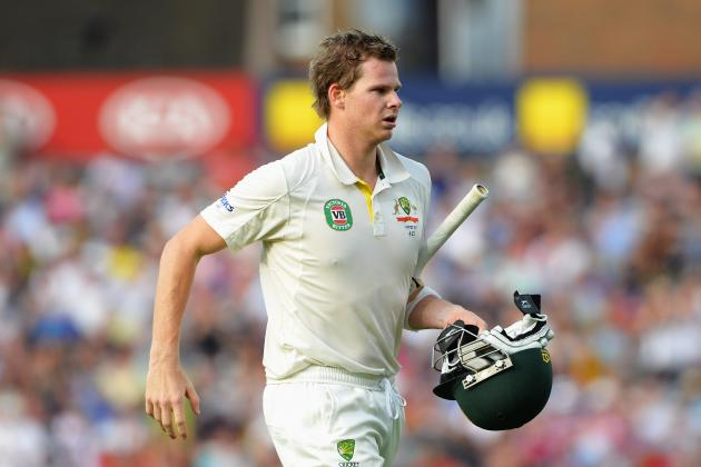 Ashes 2013: Smith Shows Australia the Benefit of Faith