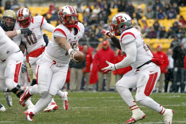 Is the Future Ready for the New Rutgers Team?