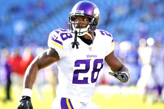 Adrian Peterson Has Some Interesting Thoughts on PEDs, Jesus & NFL History