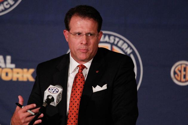Auburn Football: Complete Season Schedule, Predictions and More
