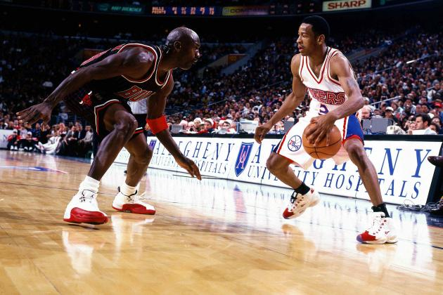 Throwback Thursday: Our Favorite Allen Iverson Crossovers