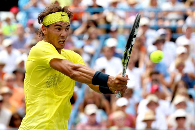 US Open Tennis 2013 Odds: Favorites Who Will Falter in Flushing Meadows