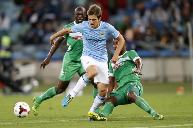 Letting Denis Suarez Leave for Barcelona Is Manuel Pellegrini's First Mistake