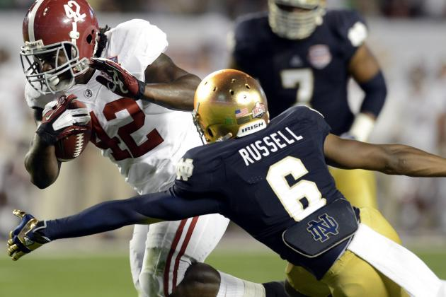 Notre Dame Football: Irish Cornerbacks Will Shine in 2013