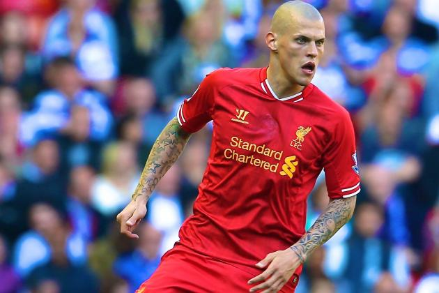 Liverpool Should Take Napoli Transfer Bid for Martin Skrtel Even Without Cover