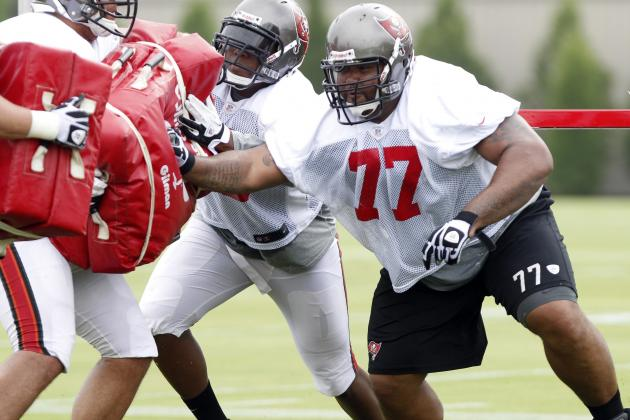 Carl Nicks, Lawrence Tynes and Johnthan Banks Infected by Bucs' MRSA Outbreak