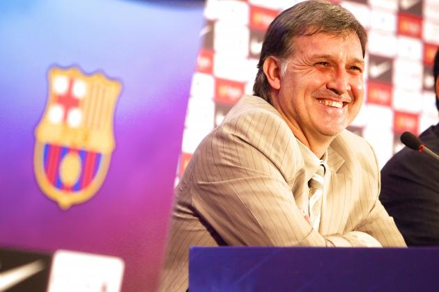Barcelona Transfer News: Analysing Gerardo Martino's Recent Comments