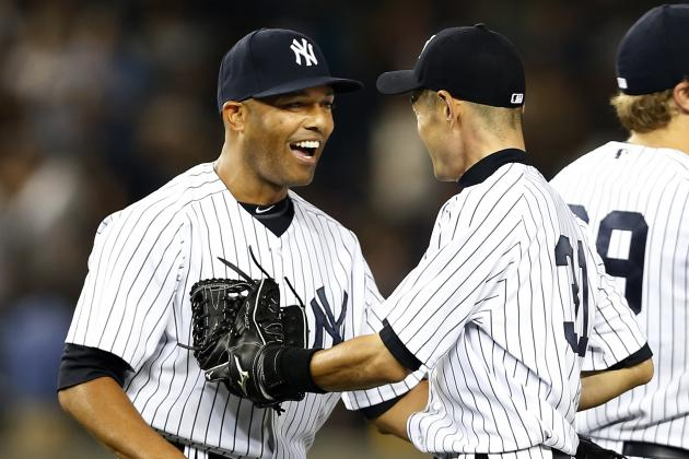 Watch Mariano Rivera Dominate as a Starting Pitcher Way Back in 1995
