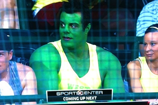 'The Hulk' Visits the LLWS