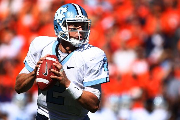 2013 ACC Football: Analyzing the North Carolina Tar Heels Schedule