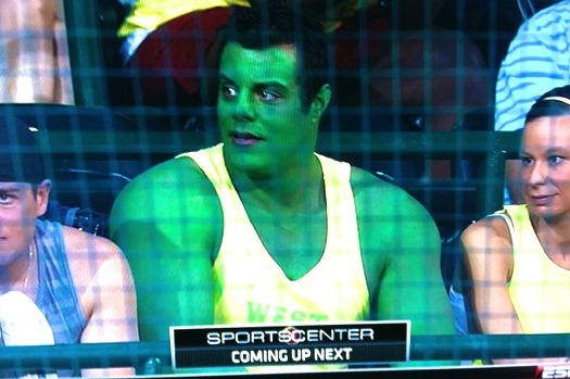If You Are Looking for 'The Hulk,' He Is Watching the Little League World Series