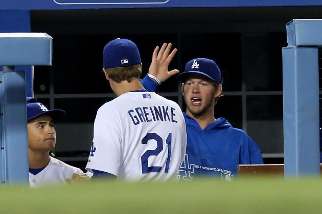 Clayton Kershaw-Zack Greinke Is Now MLB's Best Pitching Duo