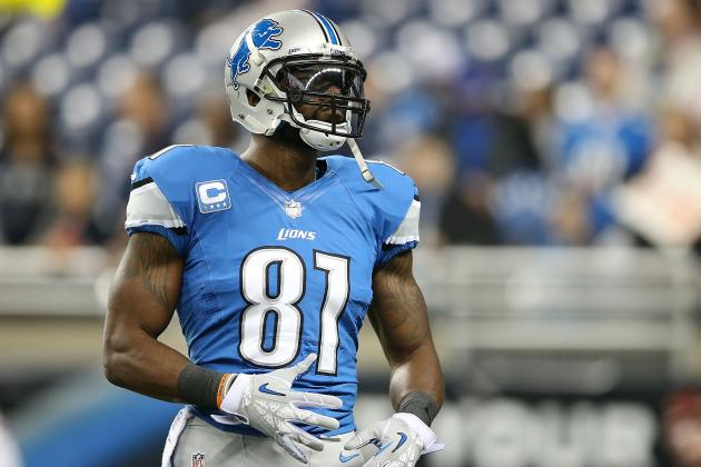 Calvin Johnson Won't Play on Thursday Night