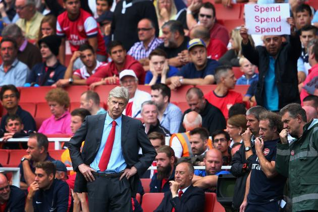Crafting a Summer Shopping List for Beleaguered Arsenal Manager Arsene Wenger